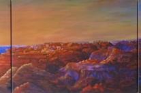 Air, Earth, Fire and Water – A Grand Canyon Triptych