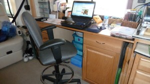 Mobile Studio - office space