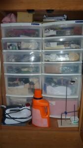 Mobile Studio Storage