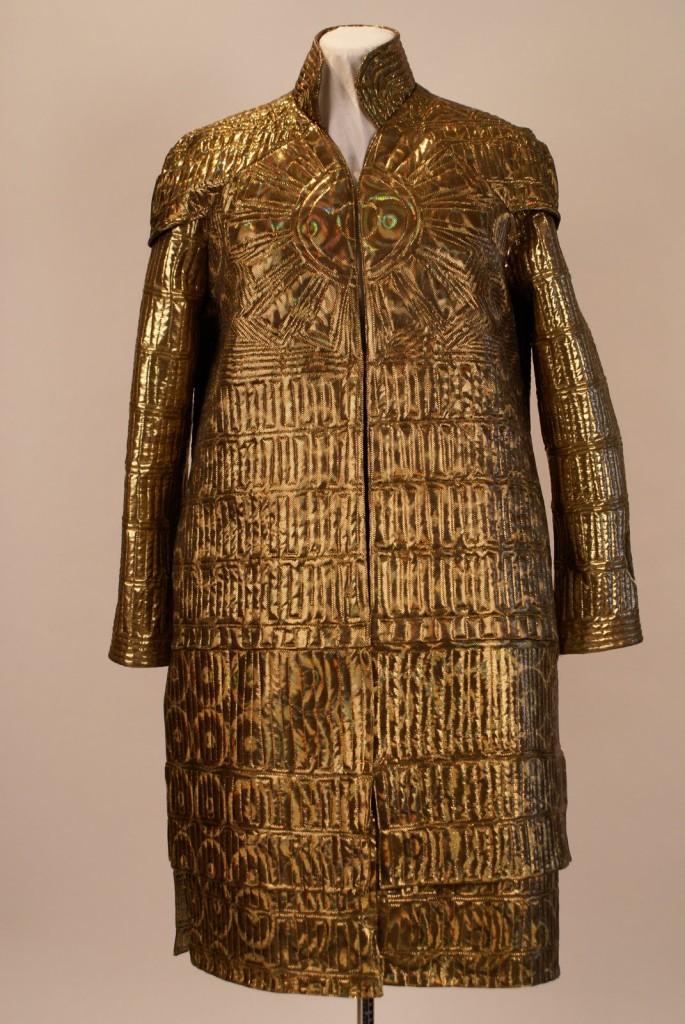 Samurari Coat - Wearable Art