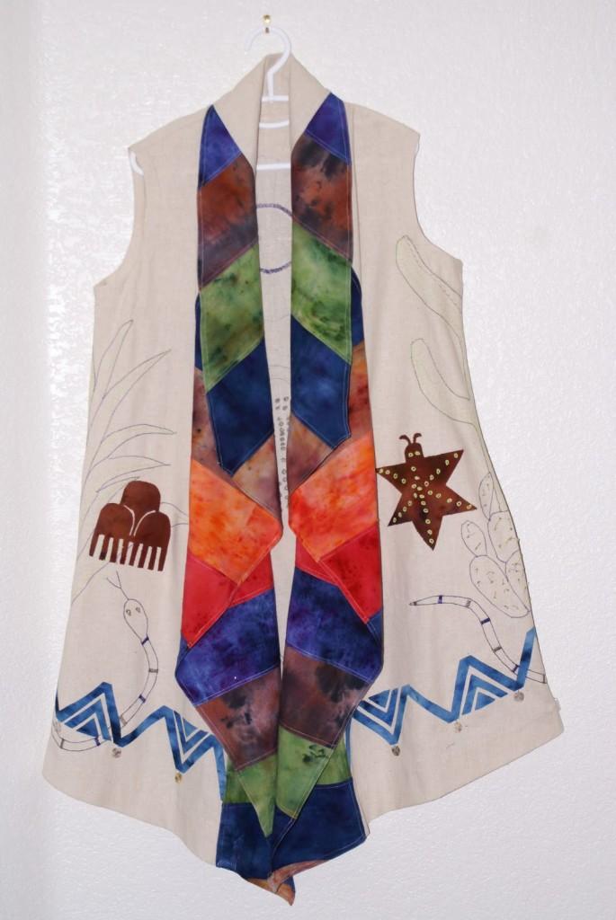 Memories of Arizona Vest