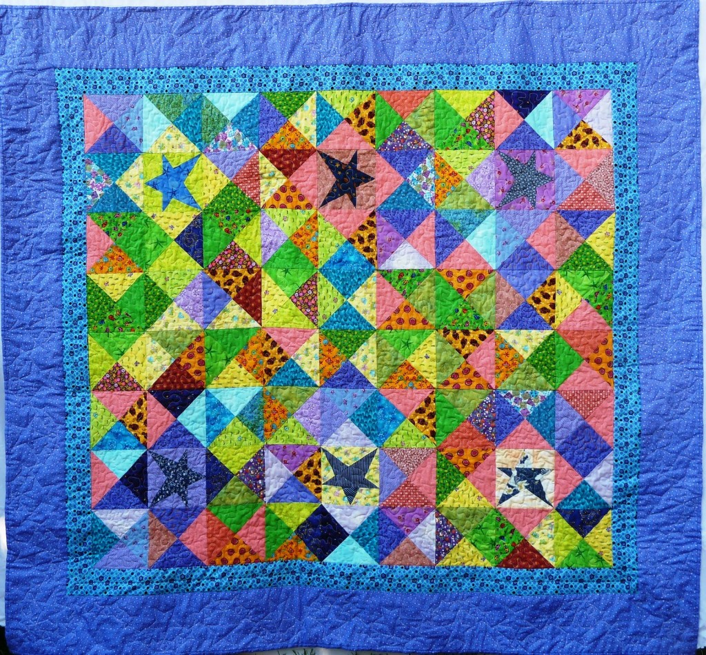 Mommy's Cuddle Quilt
