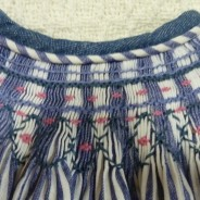 First Smocking Project Completed – Yahoo!