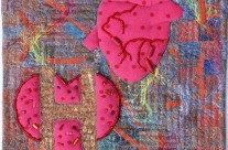Journal Quilt – H is for Heart – Launching a Monthly 12×12 Series