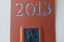 52 Sparks for 2013 Art Journal – Cover