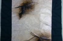 Journal Quilt – E is for Experimentation, Expanding Network, Evolving Artwork