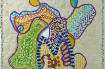 Journal Quilt – M is for Move and Manage