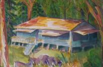 Cottage on Scootamatta