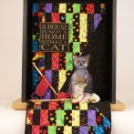 The Home Maker – Quilt Art Assemblage
