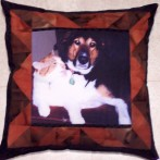 Photo Transfer – Pet Memory Pillow