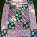 Calgary Flood 2013 Quilt Completed and Delivered