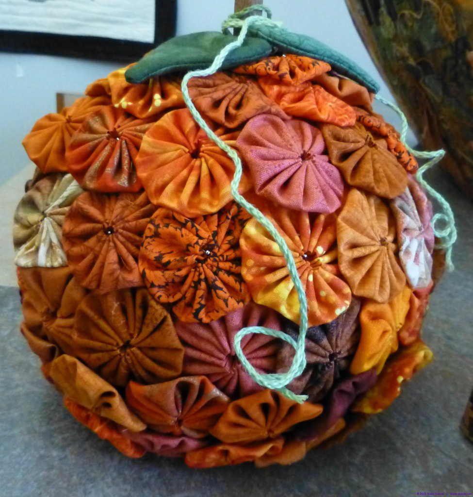 Yo-Yo Pumpkin