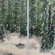 Edge of the Forest – Another Juried Show!