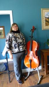 Diana's Cello
