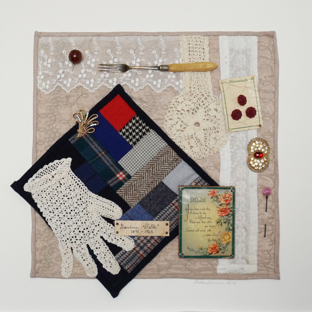 Quilting/Assemblage