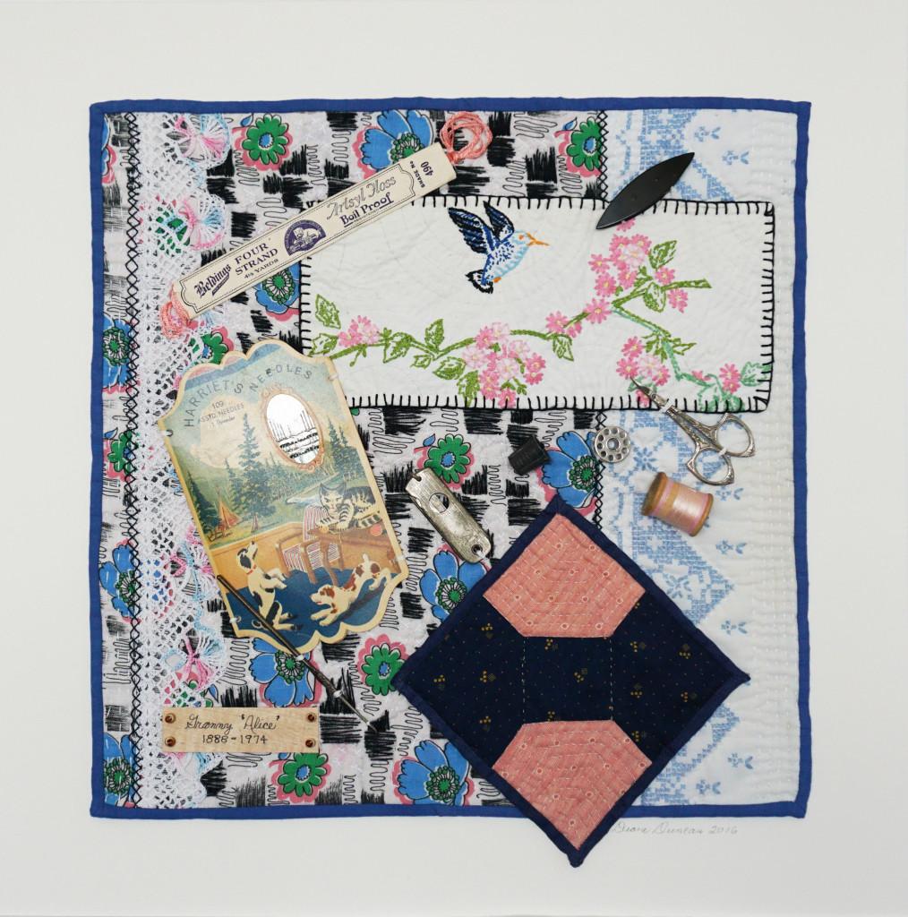 Quilt Art / Assemblage