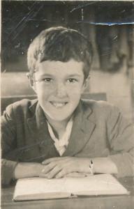 Ernest Miller School Photo