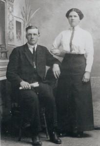 John Mather and Isobella Ashby