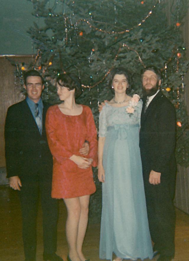 r Christmas Dance circa 1969