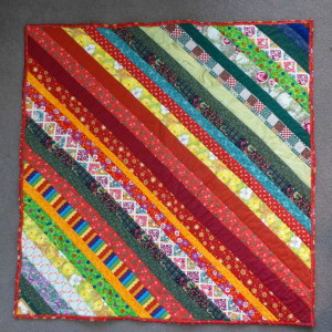 Another Baby Quilt - 2016