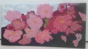 Cherry Blossoms for FAN Botanical exhibition 2017