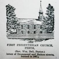 Presbyterian Families of Perth & Area