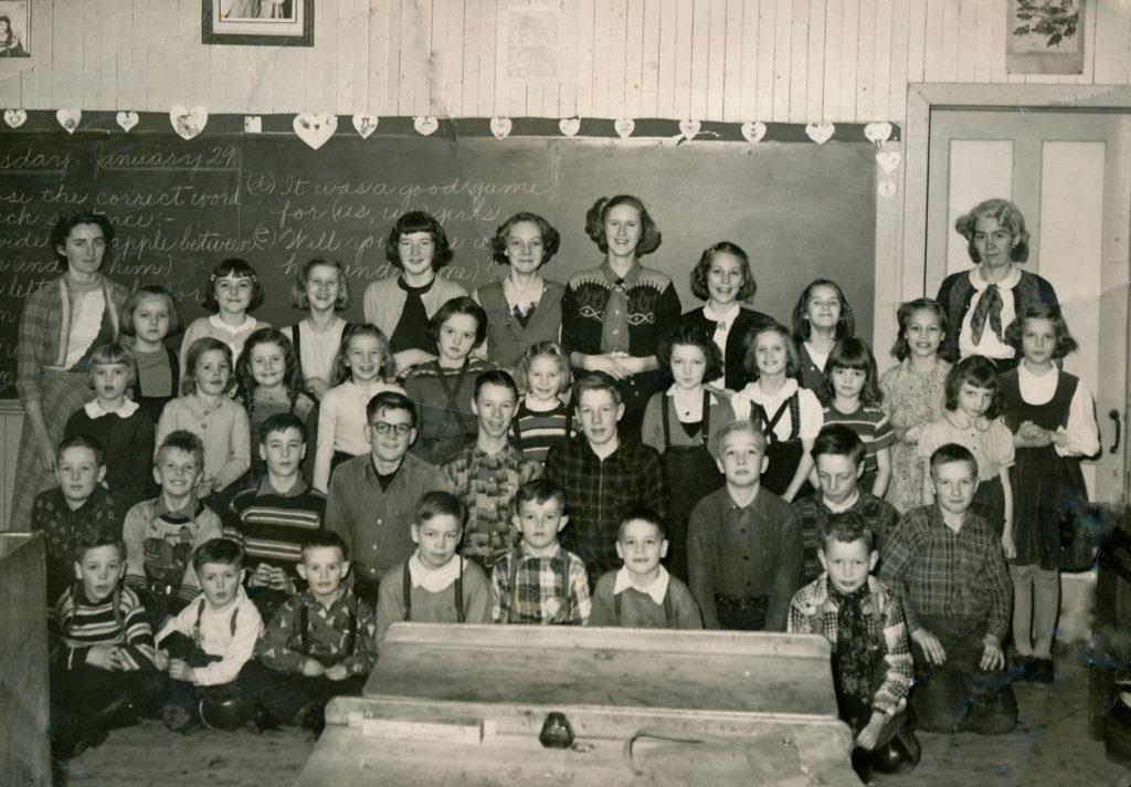 Glen Tay Public School; SS#3 Bathurst Twp;